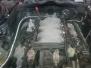Mercedes CLS 500 V8
